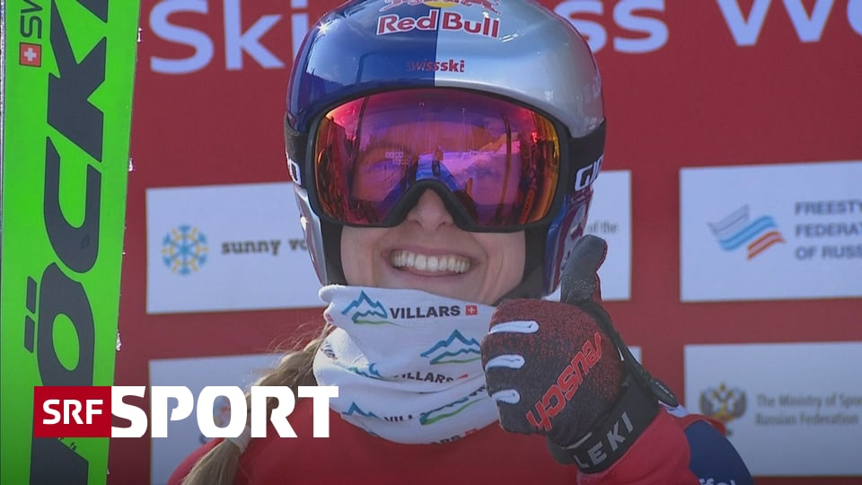 Skicross-Weltcup in Russland - Smith und Bischofberger sorgen für Schweizer Freudentag