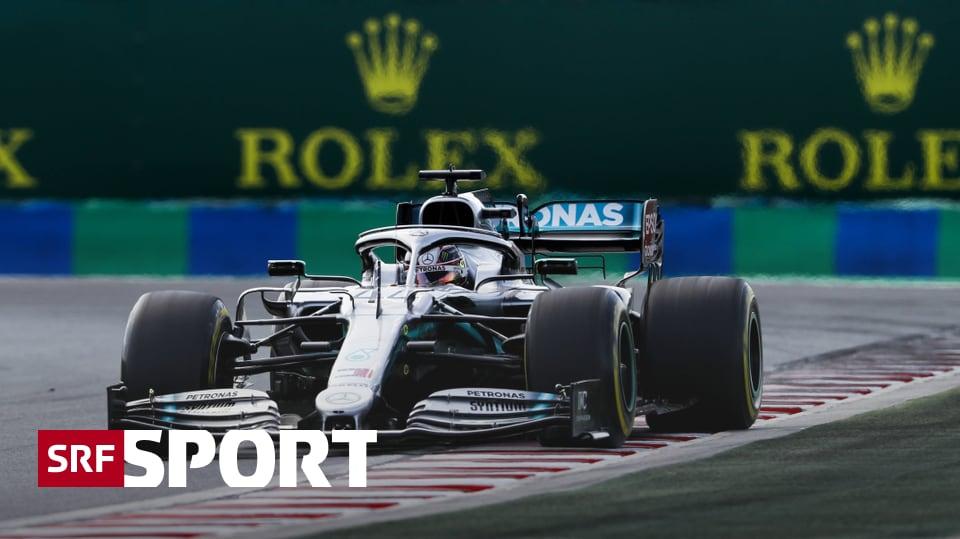 Sieg am GP Ungarn - Hamilton stoppt Verstappens Hoch