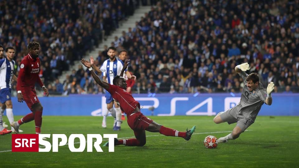 4 1 Sieg Im Ruckspiel Liverpool Ohne Glanz Im Cl Halbfinal Sport Srf