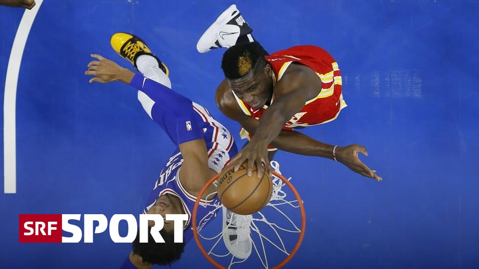 News aus den US Sports - Capela und die Hawks werden erneut niedergekantert