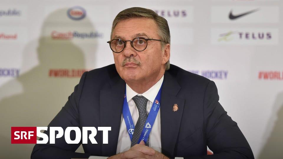 Nach 27 Jahren ist Schluss - IIHF-Präsident Fasel übergibt «kerngesundes Unternehmen»