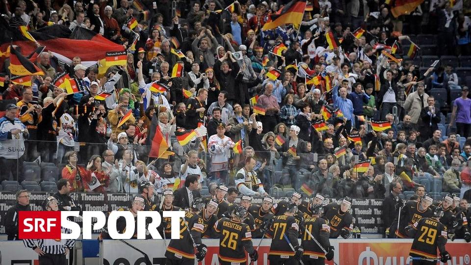 WM - Eishockey-WM 2017 in Paris und Köln - Sport - SRF