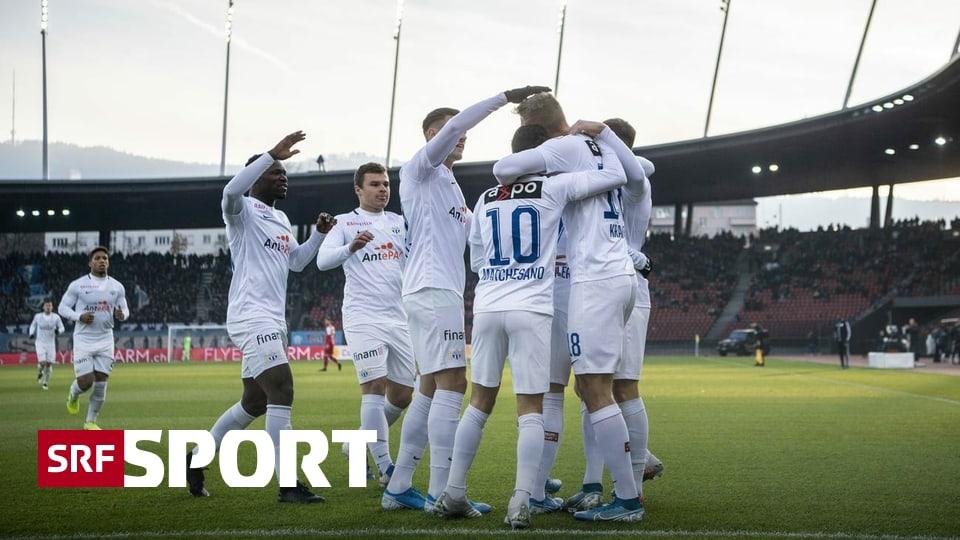 4:2-Sieg im Letzigrund - Dank starkem Schönbächler: FCZ bodigt Sion