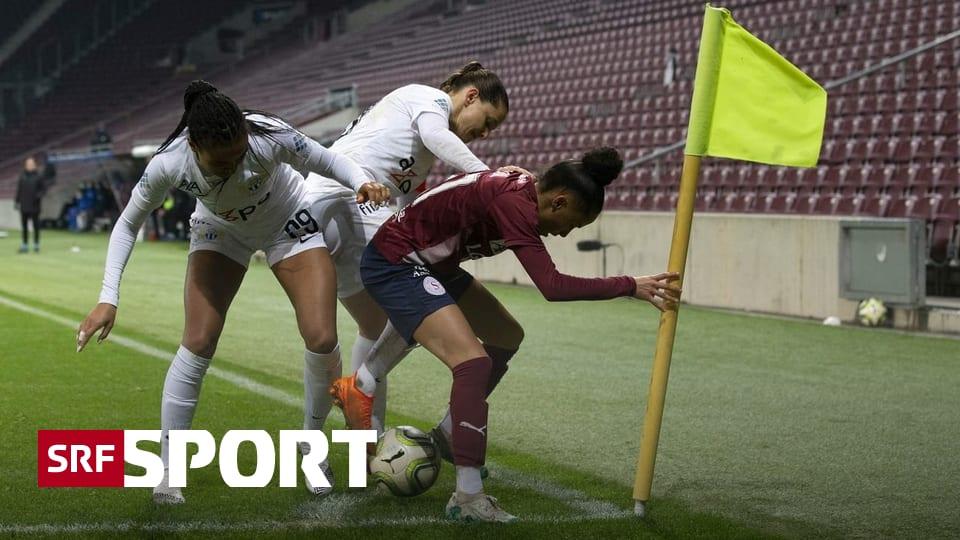 Spitzenspiel Servette - Zürich - Bringen die FCZ-Frauen noch etwas Spannung ins Meisterrennen?