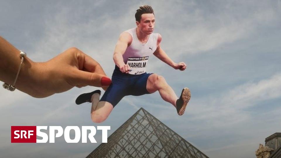 Diamond League in Paris - Wo Warholm über den Louvre springt