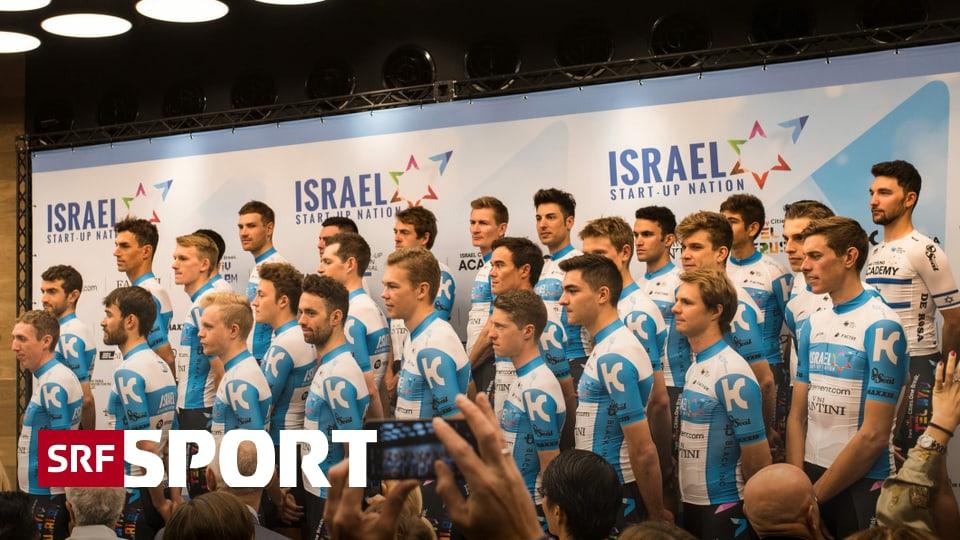 Team erbt World-Tour-Lizenz - Israelische Premiere an der Tour de France