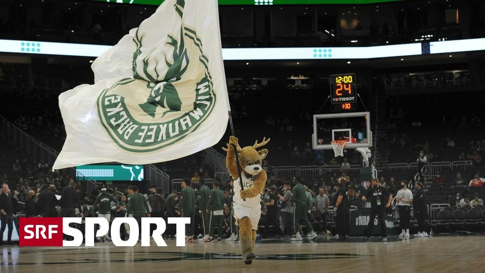 NBA: Favoritenliste ist lang - Die Jagd auf die Bucks ist lanciert