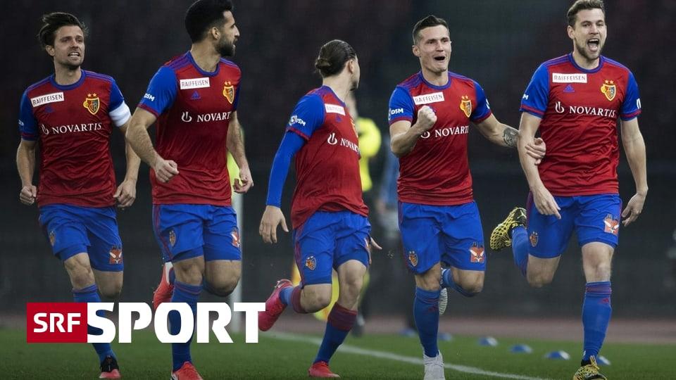 Basel gewinnt 4:0 - Frei schockt Zürich mit Blitztor und Hattrick