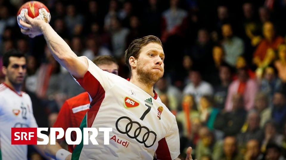 Handball Ungarn