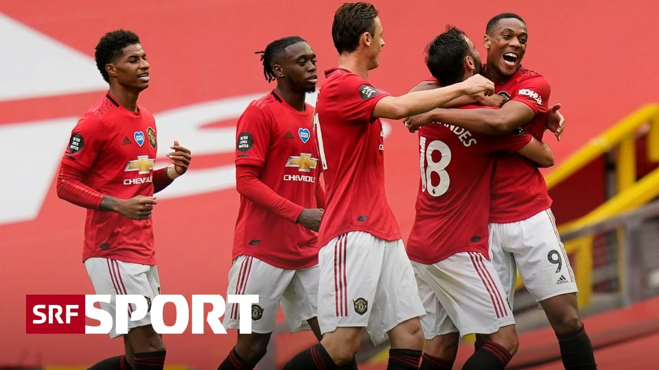 CL-Plätze im Visier - Manchester Uniteds Erfolgsserie hält an