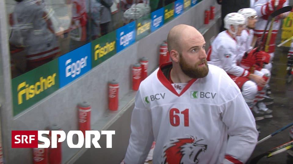 News aus der National League - Lausannes Heldner vorsorglich gesperrt