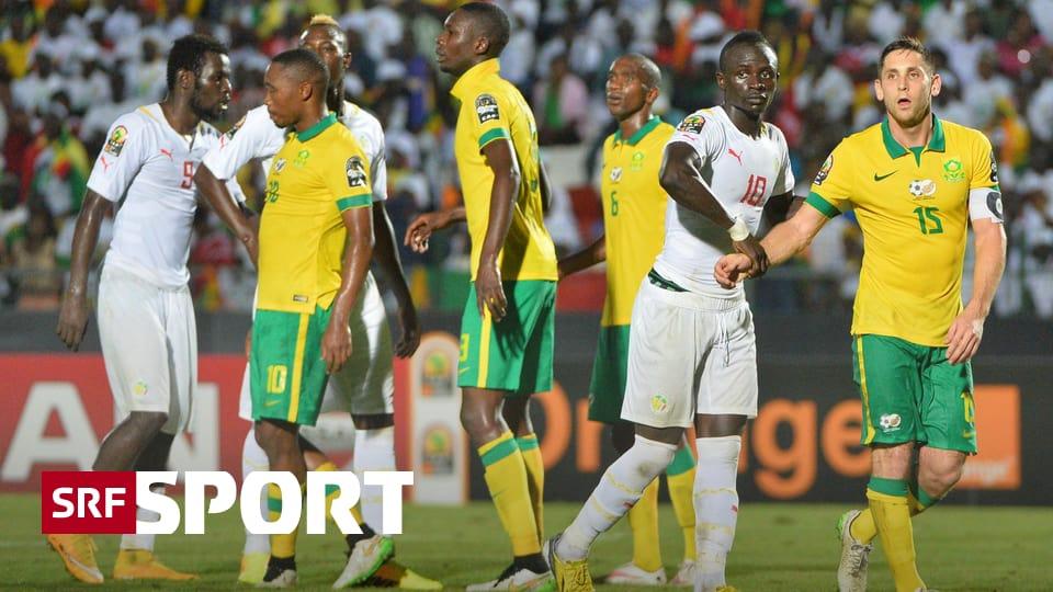 Senegal Wm Quali