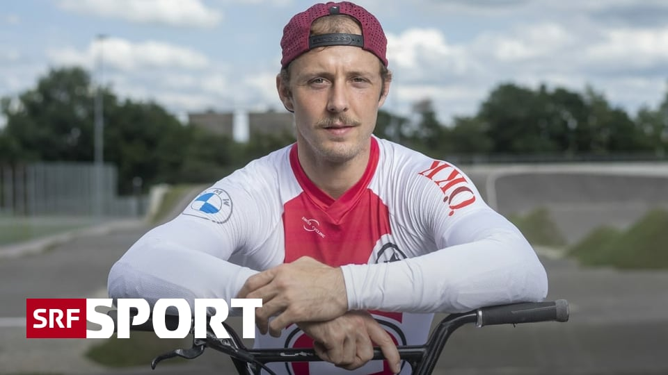 Vor den Viertelfinals - Karriereende mit Krönung? BMX-Racer David Graf will Gold