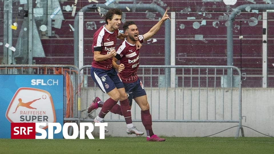 2:0-Sieg trotz Unterzahl - «Lieblingsgegner» Luzern päppelt Servette auf