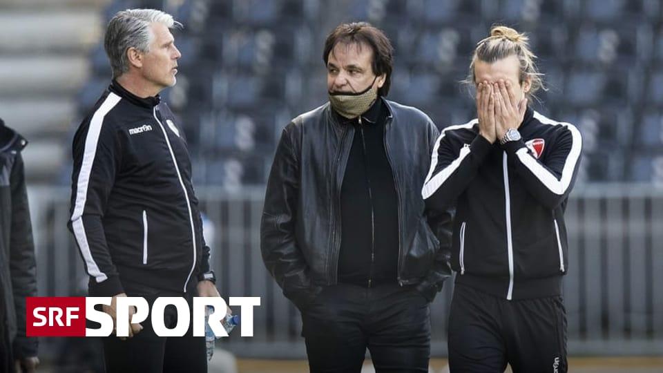 Abstiegskampf in Super League - Sion zwischen Hoffnungsschimmer und schnellem K.o.