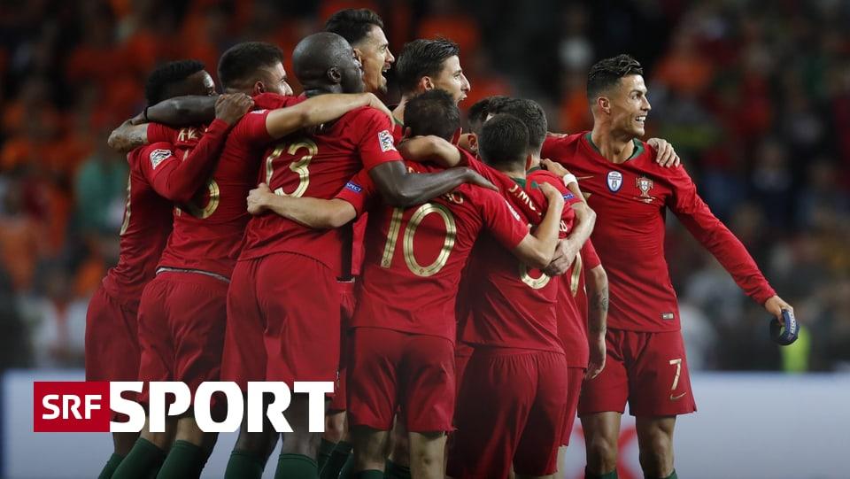 Niederlande Portugal