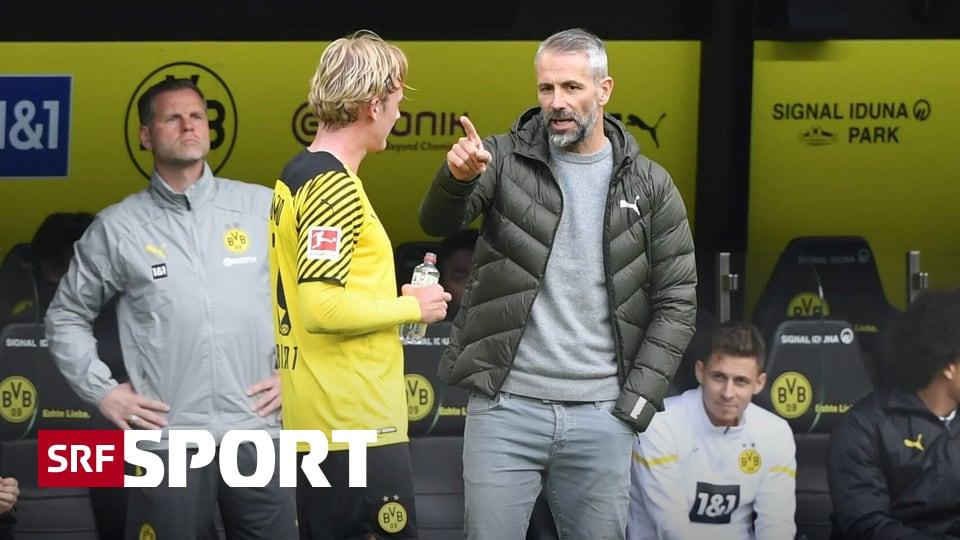 Spitzenspiel gegen Ajax - BVB will es in Amsterdam «nicht ausarten lassen»