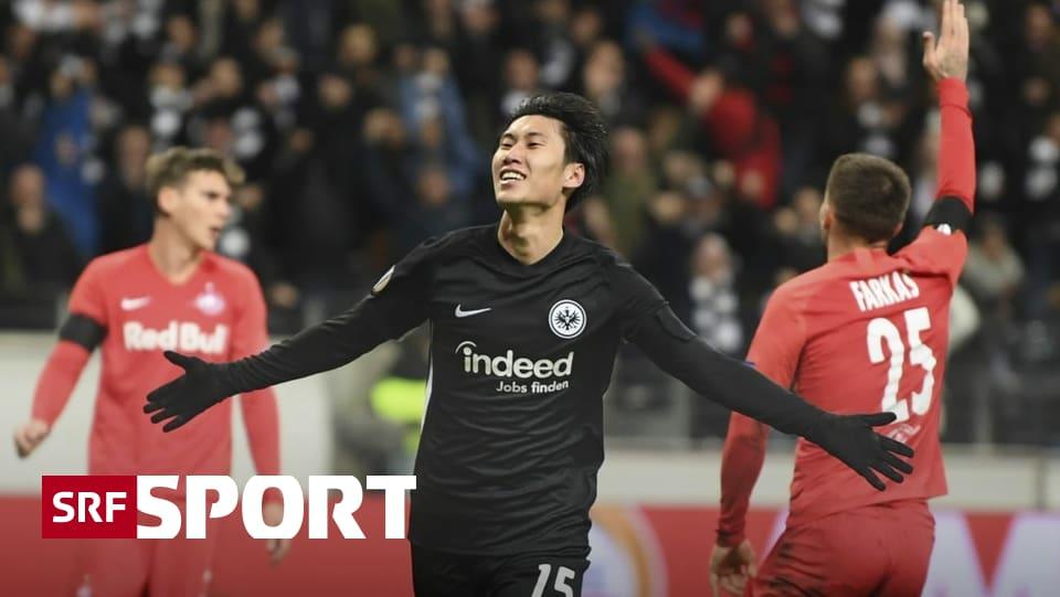Round-up Europa League - Kamada öffnet Frankfurt die Achtelfinal-Tür – Ajax strauchelt
