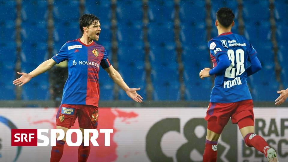 2:0-Erfolg über Lugano - Starker Stocker führt FCB zum Sieg
