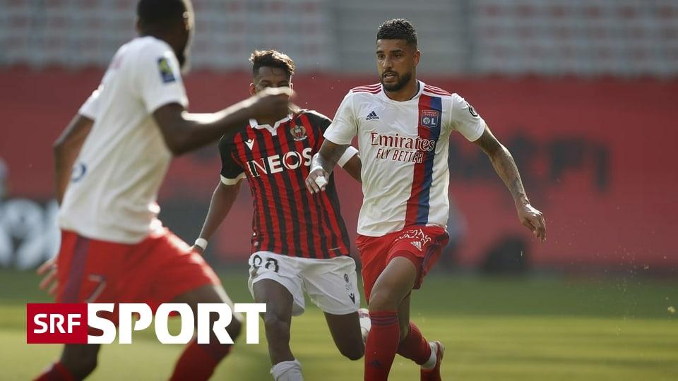 Fussball aus den Topligen - Shaqiri verfolgt Lyons Niederlage von der Bank