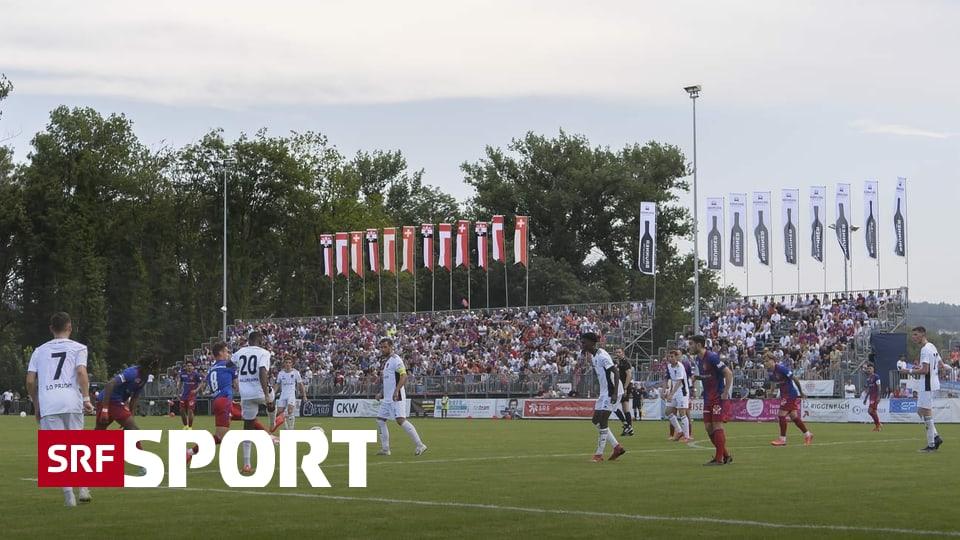 6 Partien live zu sehen - Schweizer Cup total am Wochenende bei SRF