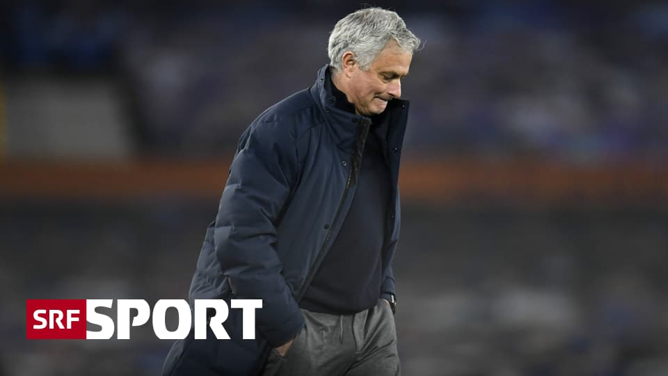 Roma-Trainer übt Kritik - Mourinhos Erklärungsversuche nach der Blamage in Norwegen