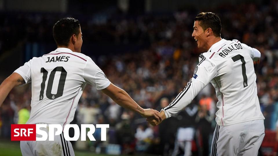 Internationale Ligen Real Madrid Holt Europaischen Supercup