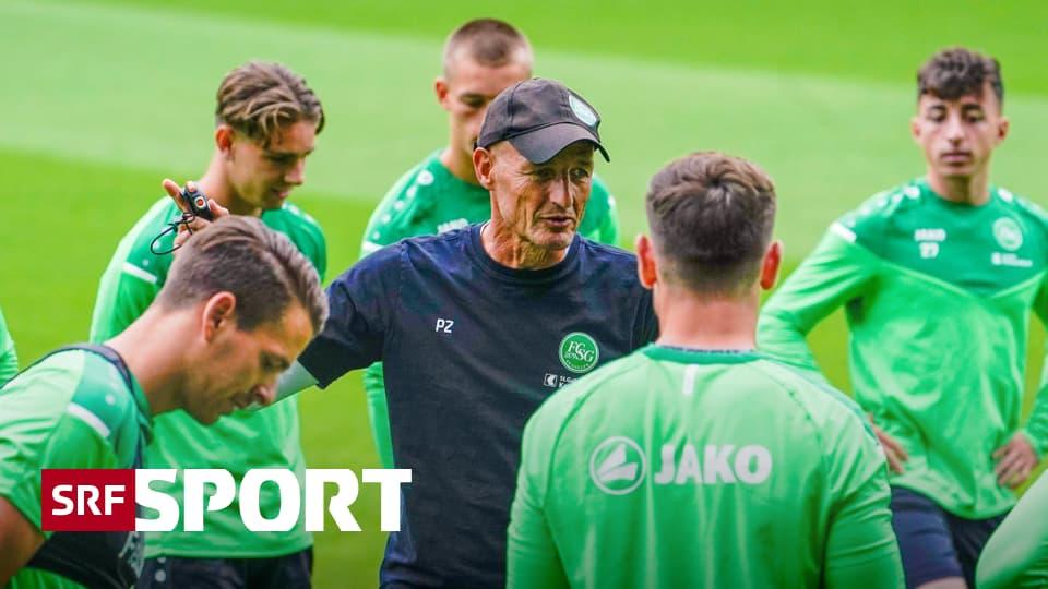 Aussenseiter gegen AEK Athen - St. Gallen braucht einen «ganz grossen Tag»