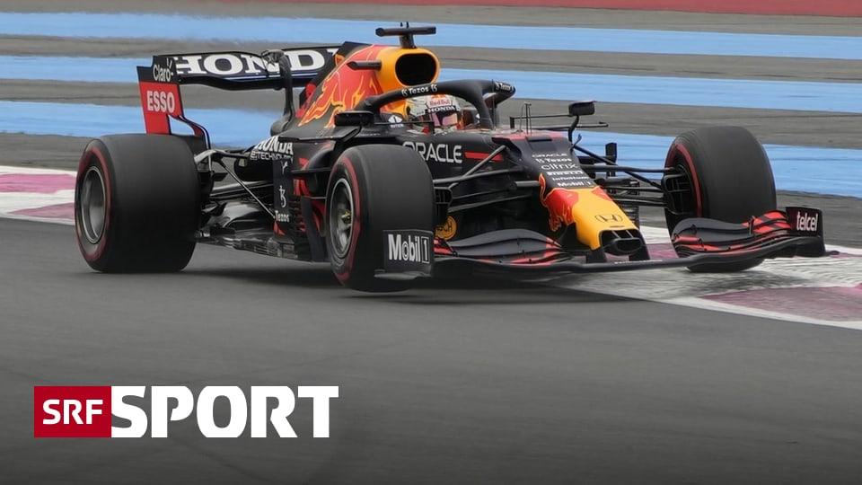 Sieg auch in Le Castellet - Verstappen düpiert Hamilton kurz vor Schluss