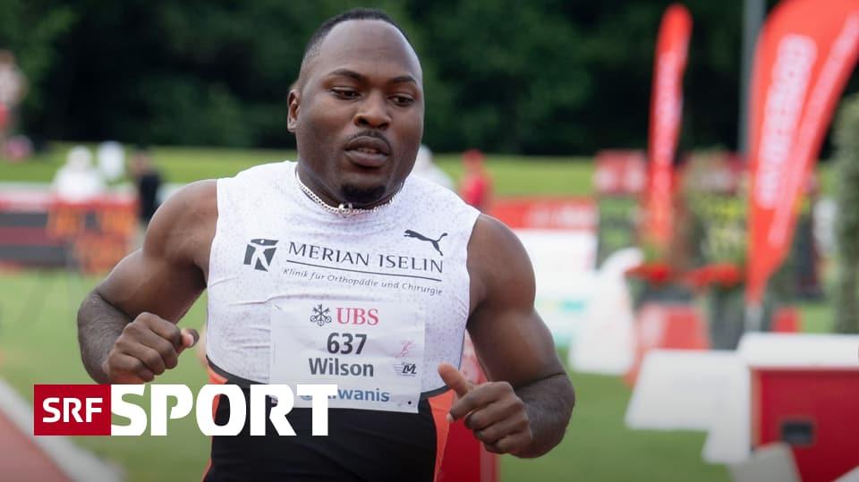 Sprinter verpasst Olympia - Wilson provisorisch wegen Doping-Verfahren gesperrt