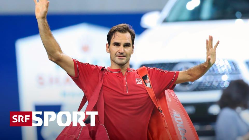 Live bei SRF - Gojowczyk fordert Federer in Basel zuerst