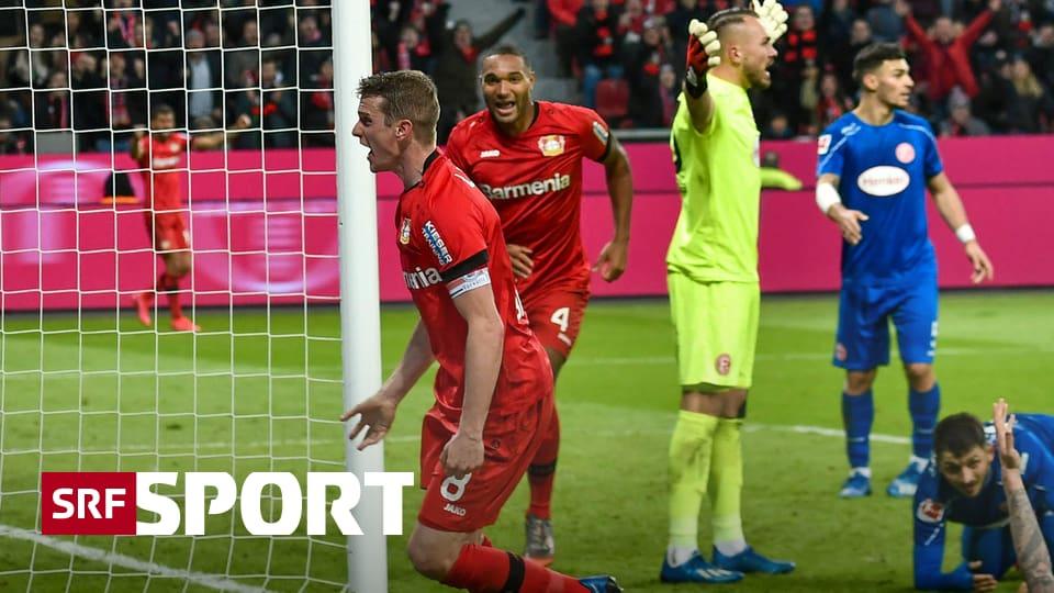 Leverkusen Startelf