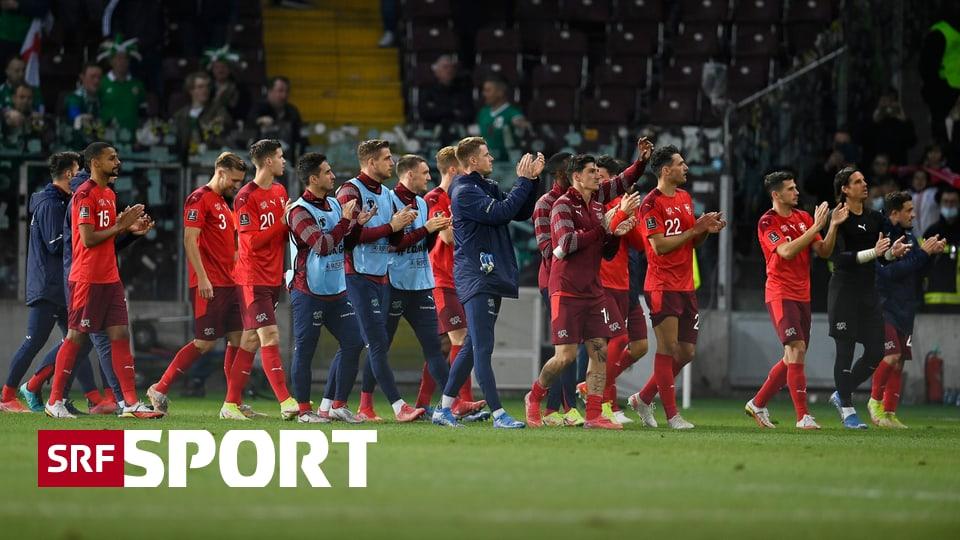 Fussball-News - Schweiz klettert im Ranking – WM-Auslosung in Katar am 1. April