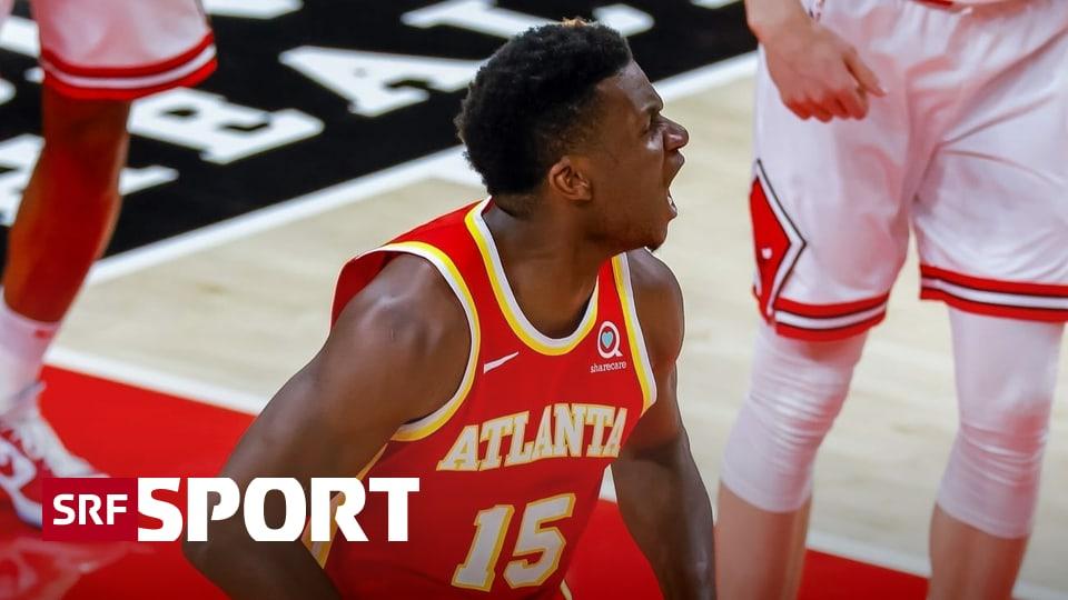Weitere Sport-News des Tages - Capela schafft mit Atlanta den Umschwung