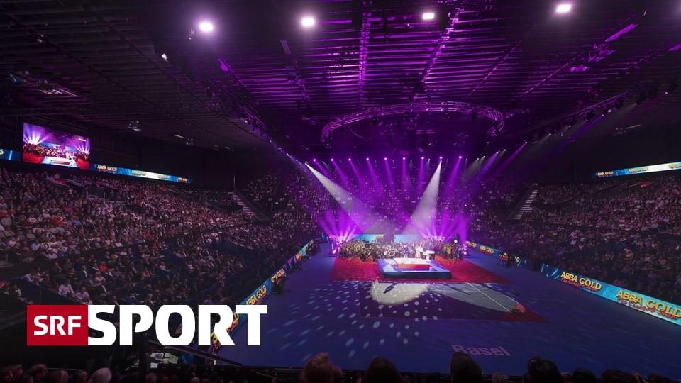 Swiss Indoors - Jetzt live: Die Eröffnungsfeier in Basel