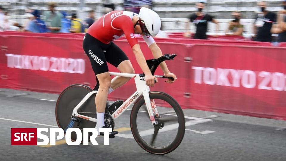 Olympia-Zeitfahren der Männer - 4. Platz: Küng verpasst Bronze um 4 Zehntel