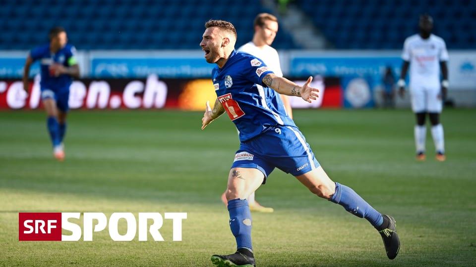 Vor Duell mit Servette - Margiotta als Beispiel des neuen FC Luzern
