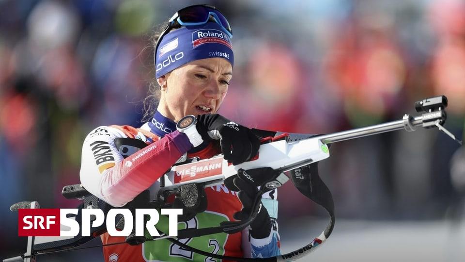 Frauen-Staffel an Biathlon-WM - Schweizer Medaillentraum platzt am Schiessstand – Norwegen siegt