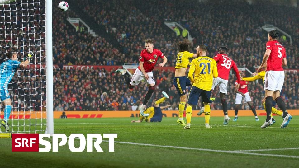 Arsenal Gegen Manunited