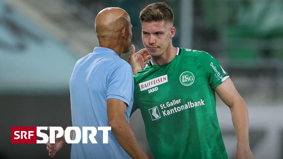 Kein Einsatz gegen YB - Itten in St. Gallen vor dem Absprung?