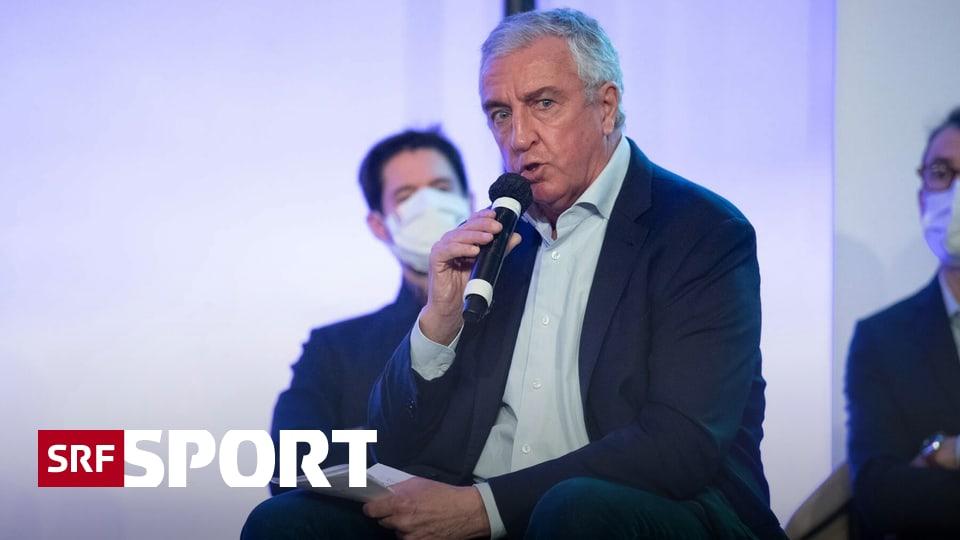 Neuer IIHF-Präsident gewählt - Tardif wird Nachfolger von Fasel