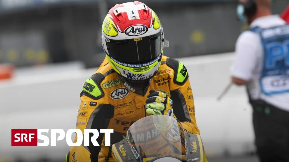 Superbike-WM in Jerez - Aegerter widmet Sieg verstorbenem Jungfahrer