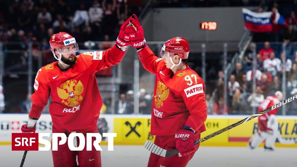 Wie Hat Russland Gegen Slowakei Gespielt