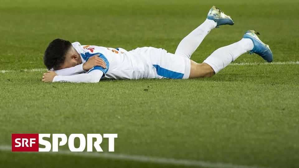 1:4 gegen Lausanne-Ouchy - Klare Niederlage für GC beim Aufsteiger