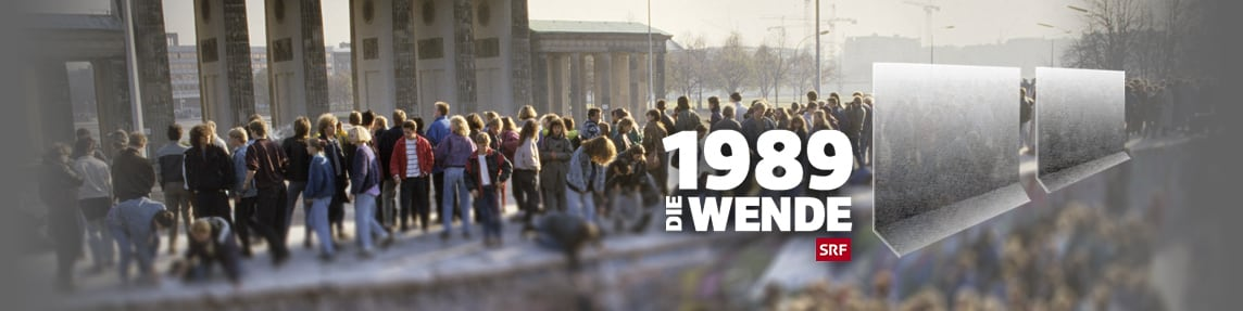 1989 – die Wende