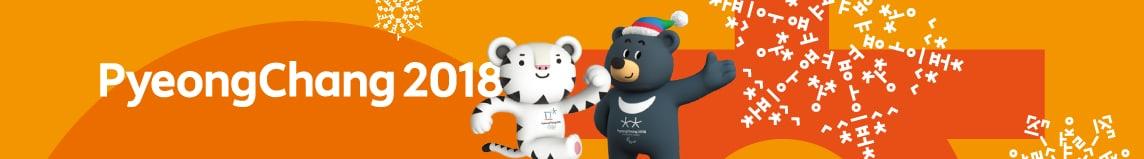 Gieus olimpics a Pyeongchang 2018