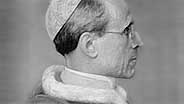 Papst Pius XIII wurde als Eugenio Pacelli geboren.