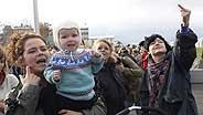 In Reykjavik verlangen Demonstranten Neuwahlen.