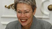 Schweizer Botschafterin Heidi Tagliavini untersucht den Georgien-Konflikt.