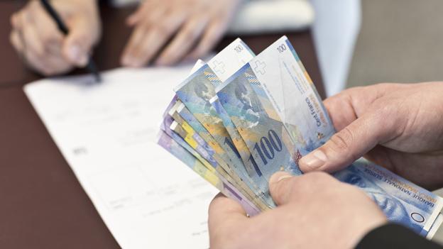 Bern hat letztes Jahr mehr ausgegeben als eingenommen.